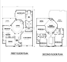 Mother In Law Home Plans Project Ideas Elegant Two Story House Plans 4 Double Storey Home Act
