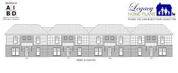 legacy home plans