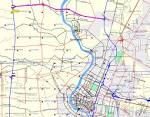 ขอรูปแผนที่GPS ที่จะเดินทางไปห้างLotusบางใหญ่