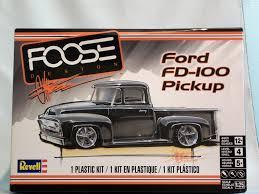 Old Ford Truck Model Kits - chip foose u0027s 1956 ford pickup mikes door slammer model cars