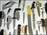 Balanço inédito confirma alta preocupante de crimes com facas na ...