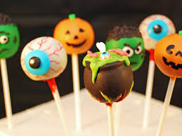 Cake Pops Halloween by Halloween Cake Pops Cakecentral Com