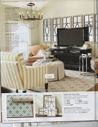 mirrors behind the blank wall behind tv home decor pinterest