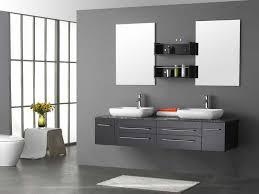 gray bathroom paint ideas wall paitn hanging small real wood