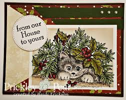 prickley pear rubber stamps christmas countdown