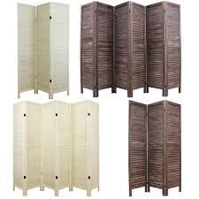 wooden room dividers ebay