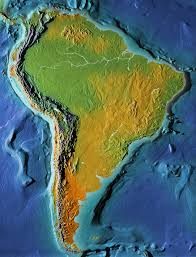 Map Of The South America by Digital Vector North And South Americas Time Zones Map 20000000
