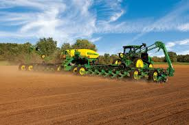 John Deere 7100 Planter by A Look Back At The Foundation Of John Deere Planter History