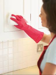 how to properly clean the kitchen hgtv wipe down all surfaces