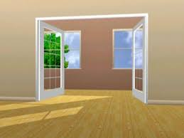Keyhole Doorway by How To Enlarge A Wall Opening For French Doors How Tos Diy