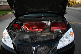 g6 gt custom engine bay re unofficial painted engine bay thread