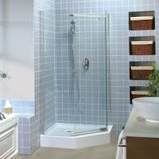 Angled Shower Curtain Rod Make Your Own Neo Angle Shower Curtain Rod U2014 The Decoras