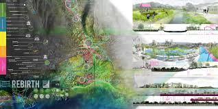 school of architecture university of hawai i at manoa image ala wai rebirth 4776 design board melise jay rubin