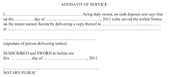 Is A Notarized Letter A Legal Document by Breaking Down The Parts Of A 5 Day Notice Demand For Rent