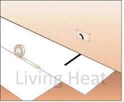 heated floors under laminate underfloor heating kit for under laminate and wood floors