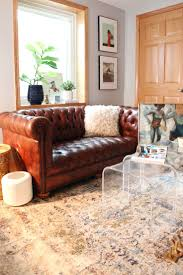 Chesterfield Sofa Leather by 25 Best Leather Chesterfield Ideas On Pinterest Chesterfield