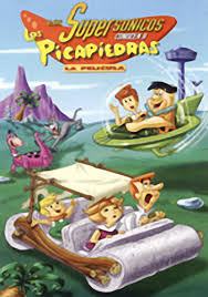 Los Supersonicos conocen a Los Picapiedras (1987)