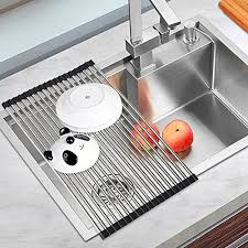 The  Best Dish Drying Racks Ideas On Pinterest Traditional - Kitchen sink dish rack