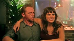 Lake Bell knows her British naughty talk in      Man Up      clip