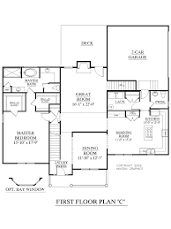 2 Floor House Plans With Photos by House Plan 2675 C Longcreek