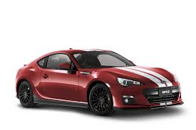 Is The Subaru Brz Awd Subaru Gives Brz A Striped Special Edition With Sti Goods For