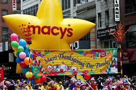 thanksgiving parade balloons macys thanksgiving day parade new york sightseeing
