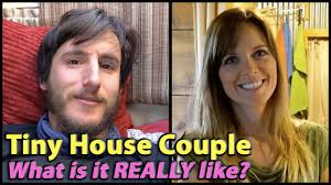 Tiny House Hotel Near Me Tiny House Couple Interviews Themselves For Valentine U0027s Day Youtube