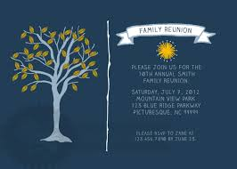 Reunion Cards Invitation Family Reunion Flyer Template Youtuf Com