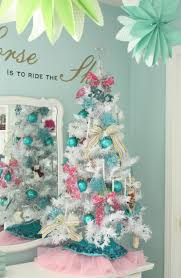 Christmas Tree Decorations Blue And Silver Decoration Inspiring Image Of Bedroom Christmas Decoration Ideas