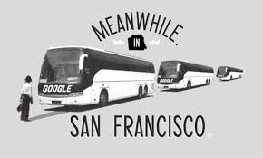 SF Announces Plan to Legalize Tech Buses  Protesters Remain     Following a year of roaring criticism of tech buses  ranging from Rebecca Solnit     s    alien overlord    essay to December     s blockades  Mayor Lee and SFMTA today