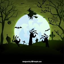spooky halloween background free 10 free halloween vectors freepik blog