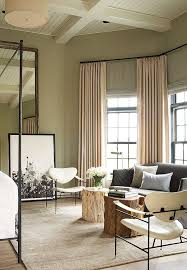Were Currently Loving SageGreen Rooms One Kings Lane - Green paint colors for living room