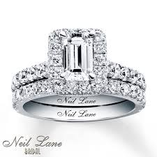 neil lane engagement rings neil lane bridal set 2 1 2 ct tw diamonds 14k white gold 8 999 99