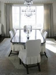 Elegant Dining Room Furniture by 13 Best Elegant Dining Chair Slipcover Images On Pinterest