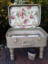 Repurposed Coffee Table by Bella Vintage Furnishings Repurposed Suitcase Coffee Table Bella