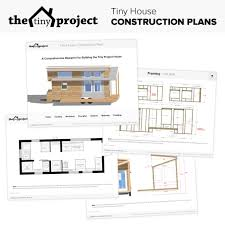 Mountain Home Floor Plans The Tiny Project U201d Construction Plans Tiny Mountain Homes