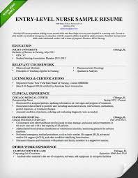 Entry Level Resume Examples by Best 25 Rn Resume Ideas On Pinterest Nursing Cv Registered