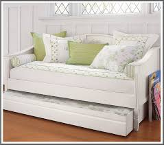 Cute Daybeds Bedroom Daybed With Pop Up Trundle Ikea Tamingthesat