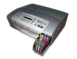 Reset impresora Brother DCP-J125