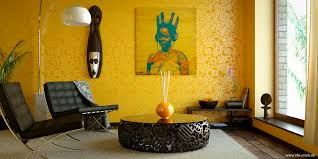 Yellow Interior by Architecture And Interior Design By Nando Nkrumah At Coroflot Com