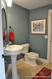 What Color To Paint Living Room Best 25 Blue Bathroom Paint Ideas On Pinterest Blue Bathrooms