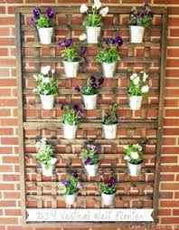 diy vertical wall planter front porches porch and vertical wall