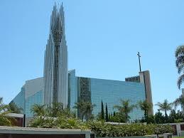 California: la cattedrale di cristallo