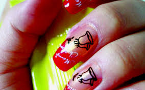 christmas nail designs - christmas nail art designs