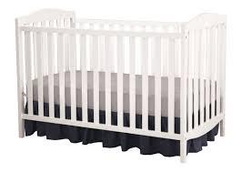 White Convertable Crib by Delta Children Capri 2 In 1 Convertible Crib U0026 Reviews Wayfair