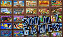 PC] 200 IN 1 Game Real Arcade 1 Game 2010 (POPCAP) [MF] 4.4 GB