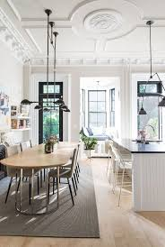 Interior Design Kitchen Living Room Best 25 Brownstone Interiors Ideas Only On Pinterest Brooklyn