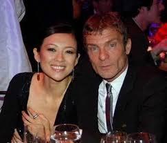 Israeli venture capitalist Aviv Nevo when he was dating famous Chinese actress Zhang Ziyi  Radio Islam