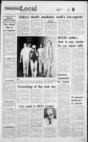 Democrat and Chronicle from Rochester  New York on July
