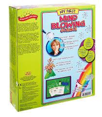 amazon com scientific explorer mind blowing science kit toys u0026 games